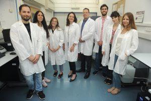 קבוצת המחקר של פרופ' אסיה רולס