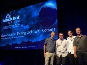 תמונה קבוצתית מימין לשמאל: טל בארי, יובל רון, רון מרקוביץ ועמיחי שולמן צילום : טל פלג שולמן