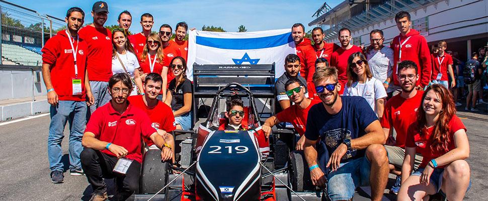 Technion Formula 2018