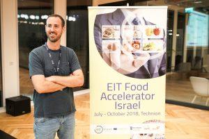 אשחר בן שטרית מחברת Jet-Eat Printed Food