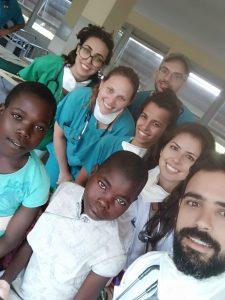 משלחת בת 6 סטודנטים חזרה לאחרונה מאוגנדה