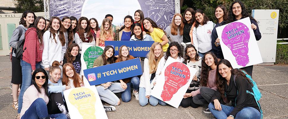 Tech Women 2018