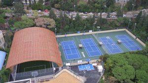 שיפוץ נרחב של המתקנים במרכז הספורט