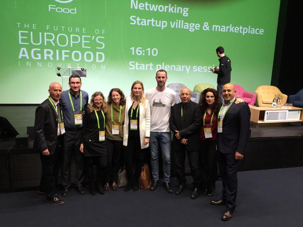 Israeli startup Jet-Eat wins the European Institute of Innovation and Technology 2018 Food Accelerator Network Program