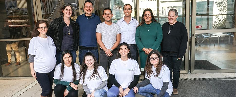 סטודנטיות בטכניון פיתחו פלאפל מבוסס-ספירולינה – וזכו בתחרות בינלאומית