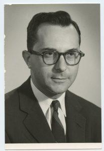 Moshe Arens 1925-2019