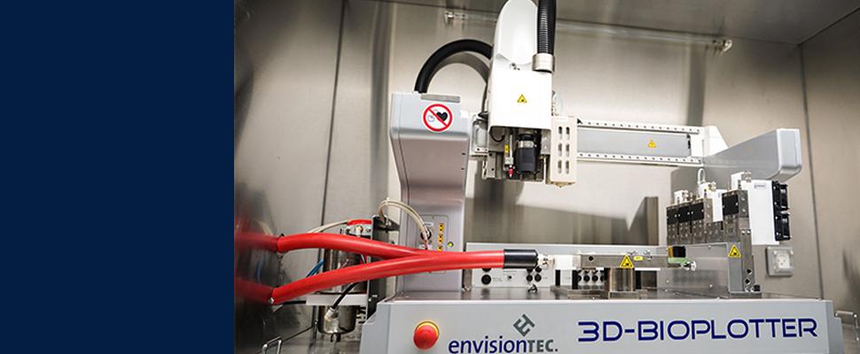 New Center for 3D Tissue Printing