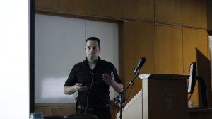"""ד""""ר עדי לוי, המנהל המדעי של האגודה הישראלית לאקולוגיה ולמדעי הסביבה"""