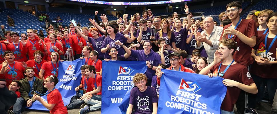 עשרות רובוטים ו-12,000 תלמידים בתחרות הרובוטיקה FIRST ישראל
