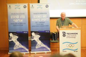 """מנכ""""ל הוועד האולימפי בישראל גילי לוסטיג"""