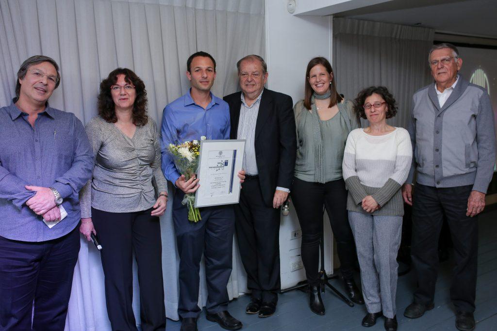 הוענקו פרסי קריל לחוקרים צעירים מצטיינים