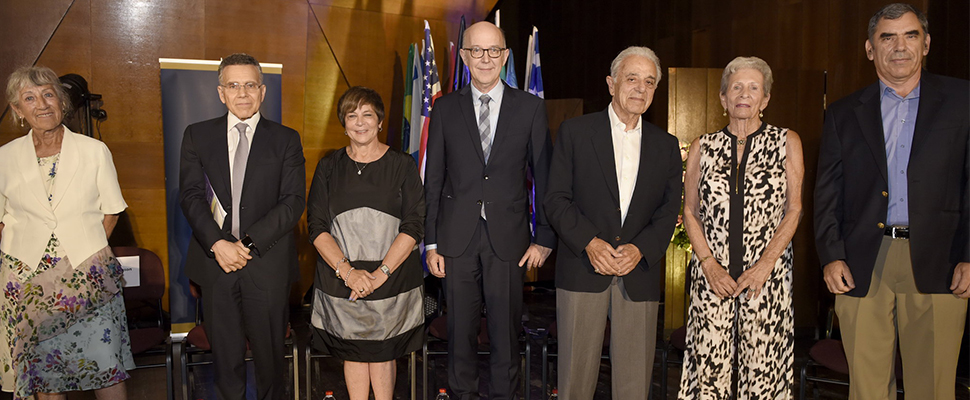 Technion Congratulates its Honorary Fellows