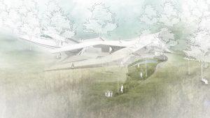 Ease into the Breeze, הפרויקט של נטע ארגמן, סטודנטית שנה ג' בפקולטה לארכיטקטורה ובינוי ערים