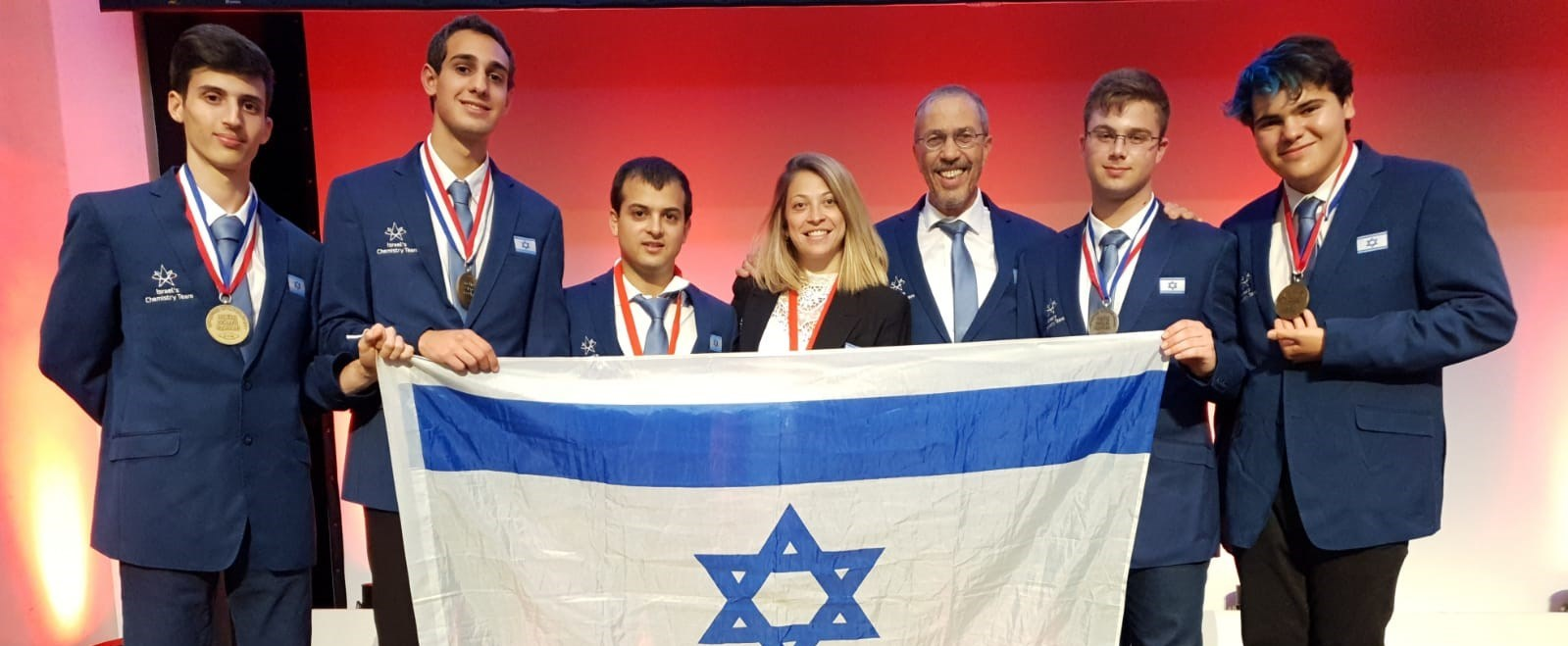 Success at the International Chemistry Olympiad