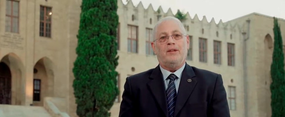 A Special Message from Technion President Prof. Uri Sivan