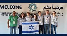 מדליית כסף לנבחרת ישראל באולימפיאדת הרובוטיקה של FIRST שהתקיימה בדובאי