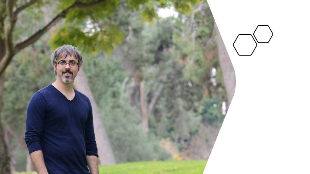 """ד""""ר ארז גרטי, ראש תחום תקשורת המדע במכון דוידסון"""