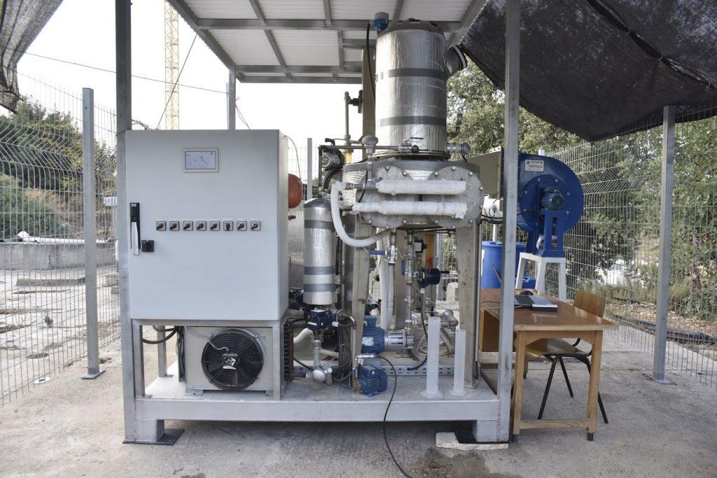 המערכת החדשנית המפיקה מים מהאוויר