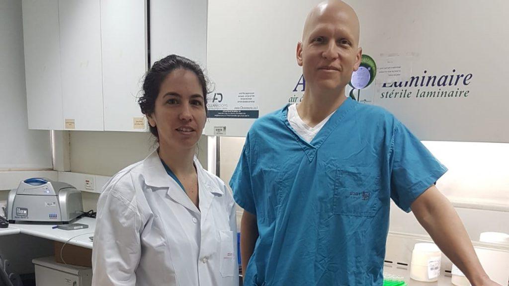 """ד""""ר יובל גפן וד""""ר מורן שוורצוורט-כהן"""