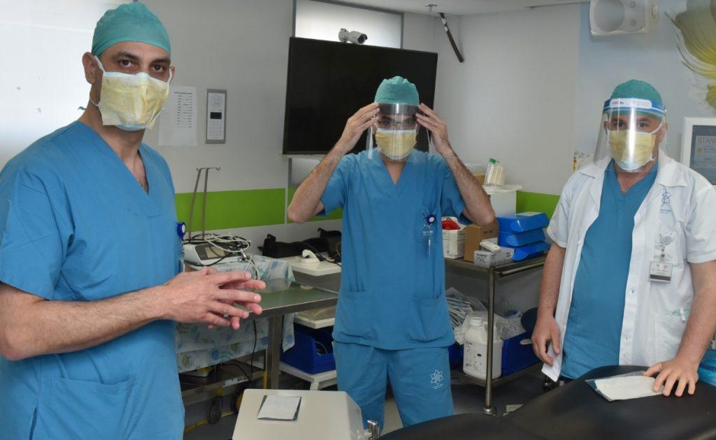 Nano fibers for surgical masks
