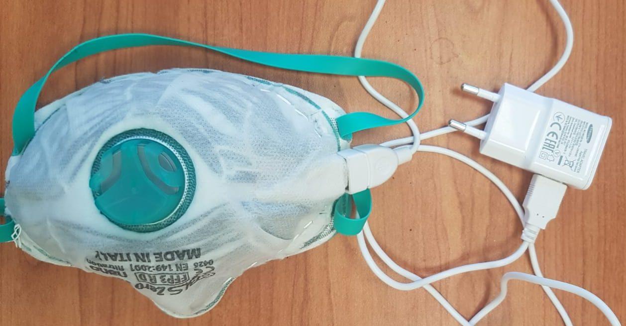 Против COVID-19 поможет самоочищающаяся маска