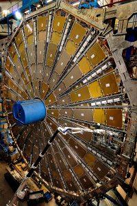 גלגל גדול (בנוי לפני 2008) ATLAS Experiment © 2006 CERN