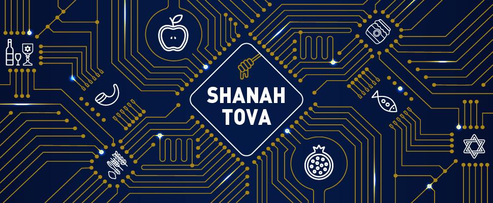 Happy Jewish New Year!