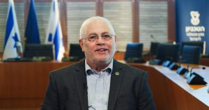 נשיא הטכניון פרופ' אורי סיון