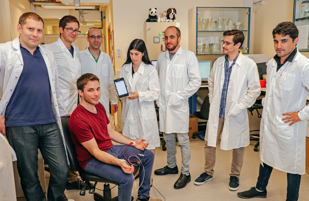 Prof. Yael Yaniv and her research team