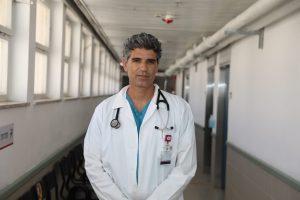 """ד""""ר יניב דותן. צילום: הקריה הרפואית רמב""""ם"""