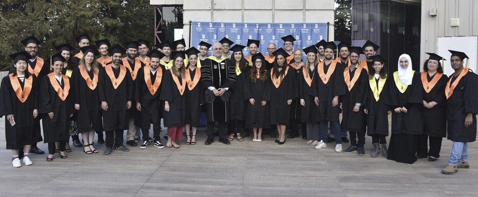 Congratulations to the Magister Graduates!